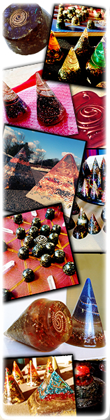 Sy Evans, Orgonite, Anturio, OMM, manchester orgonite, Lil' Picture Place, Orgone, crystal Alchemy, Orgonite Power Cones