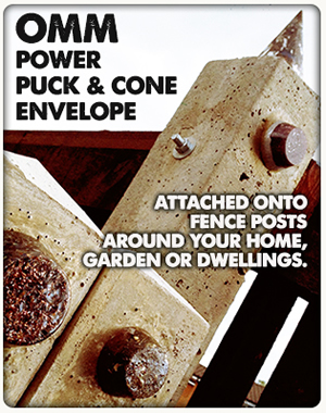 OMM Orgone Envelope around your home